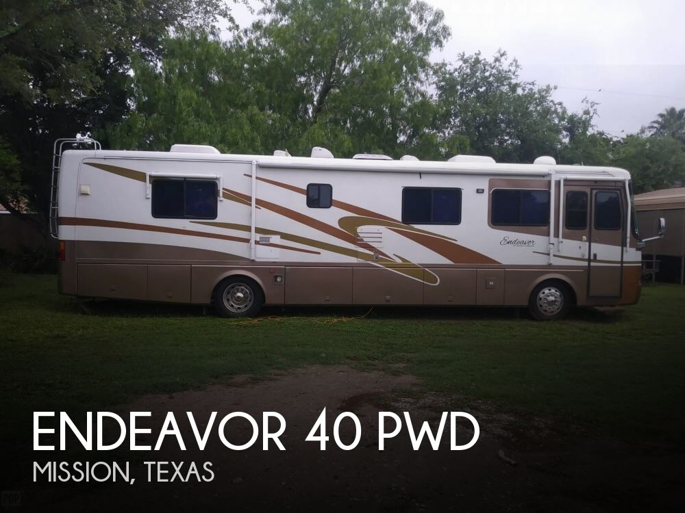 2002 Holiday Rambler Endeavor 40 PWD