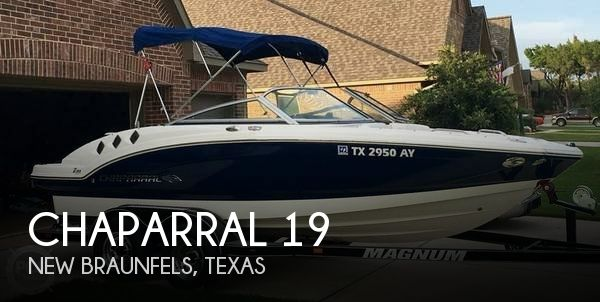 Used Chaparral 19 Boats For Sale by owner   2009 Chaparral 19