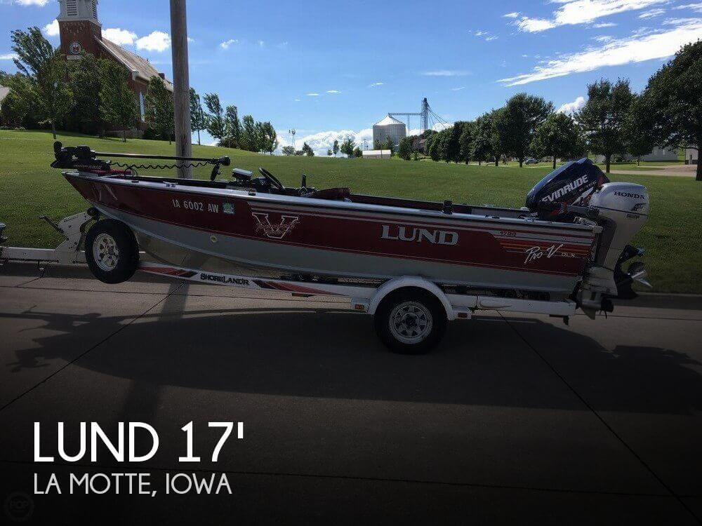 Used Boats For Sale in Cedar Rapids, Iowa by owner | 1991 Lund 17