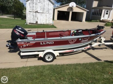 Lund Pro V 1700 Deluxe, 1700, for sale - $13,750