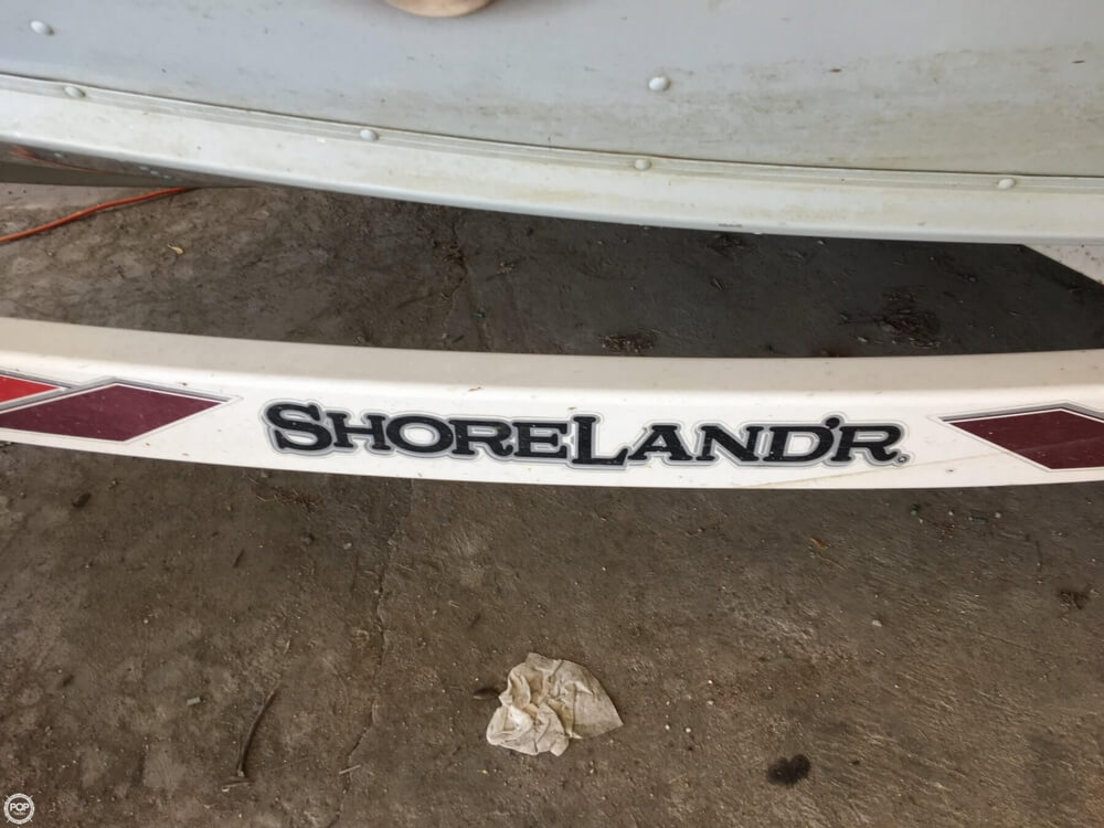 1990 Lund boat for sale, model of the boat is Pro V 1700 Deluxe & Image # 28 of 40