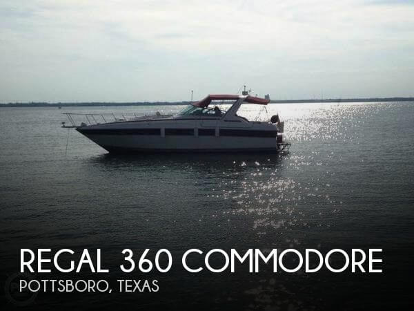 Used Regal 36 Boats For Sale by owner | 1987 Regal 36