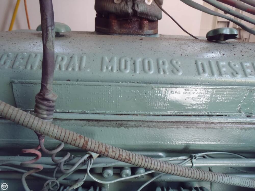 1962 AAC Marine boat for sale, model of the boat is 41 & Image # 9 of 40