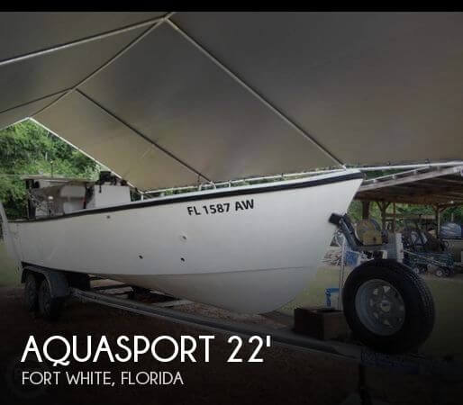 Used Aquasport Boats For Sale by owner | 1970 Aquasport 22