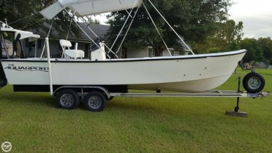 Aquasport 222 Open Fisherman, 22', for sale - $15,950