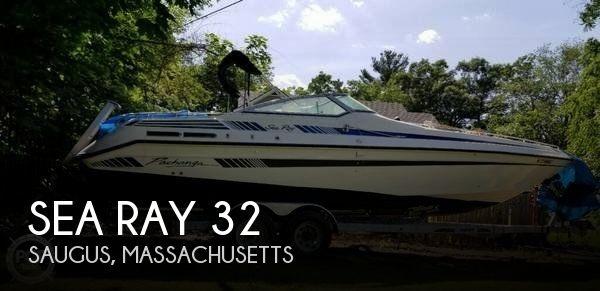 1990 Sea Ray 32