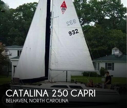 Used Sailboats For Sale in North Carolina by owner | 2007 Catalina 25
