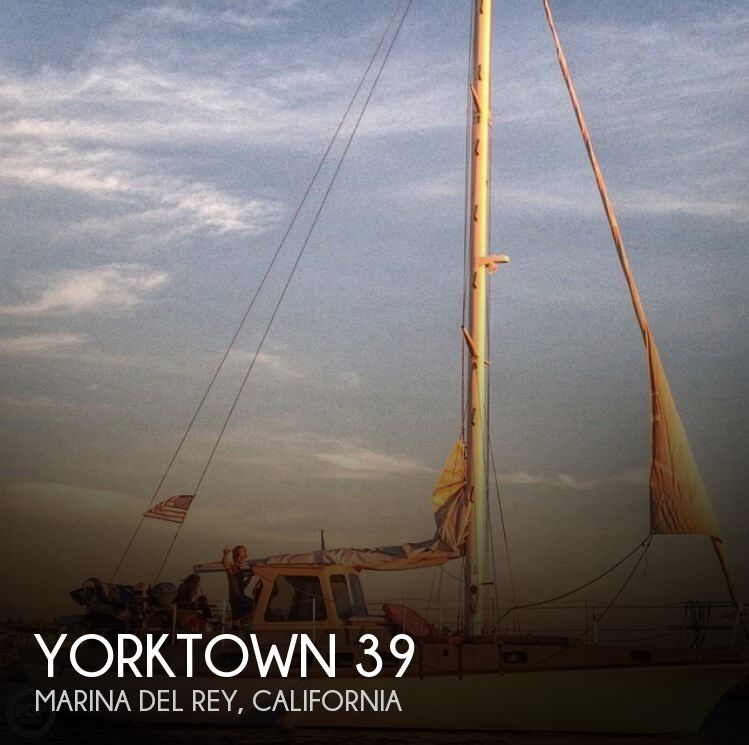 Used Yorktown Boats For Sale by owner | 1977 Yorktown 39