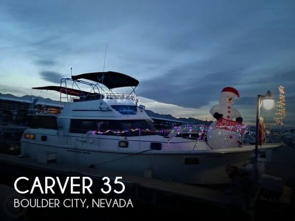 Used Carver 35 Boats For Sale by owner | 1983 Carver 35