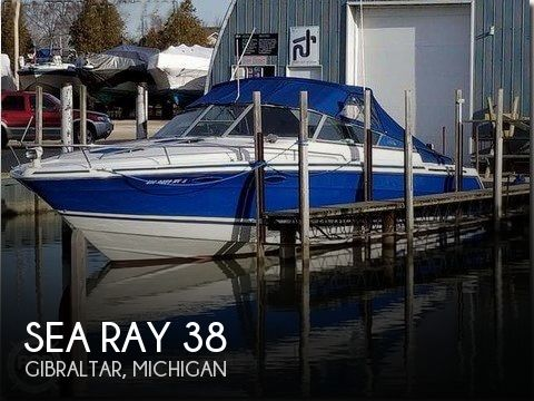 Used Sea Ray Boats For Sale in Michigan by owner | 1990 Sea Ray 38