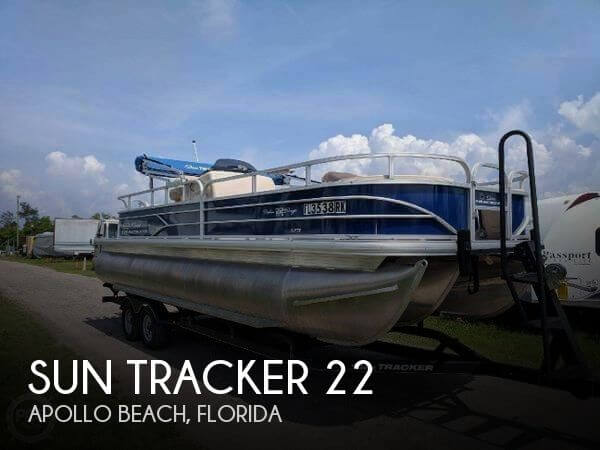 Used Bass tracker Boats For Sale by owner | 2017 Sun Tracker 22