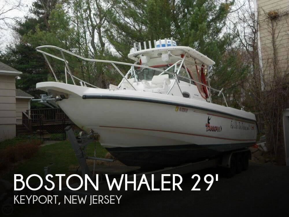 Used Boston Whaler Boats For Sale in New York by owner | 2003 Boston Whaler 29