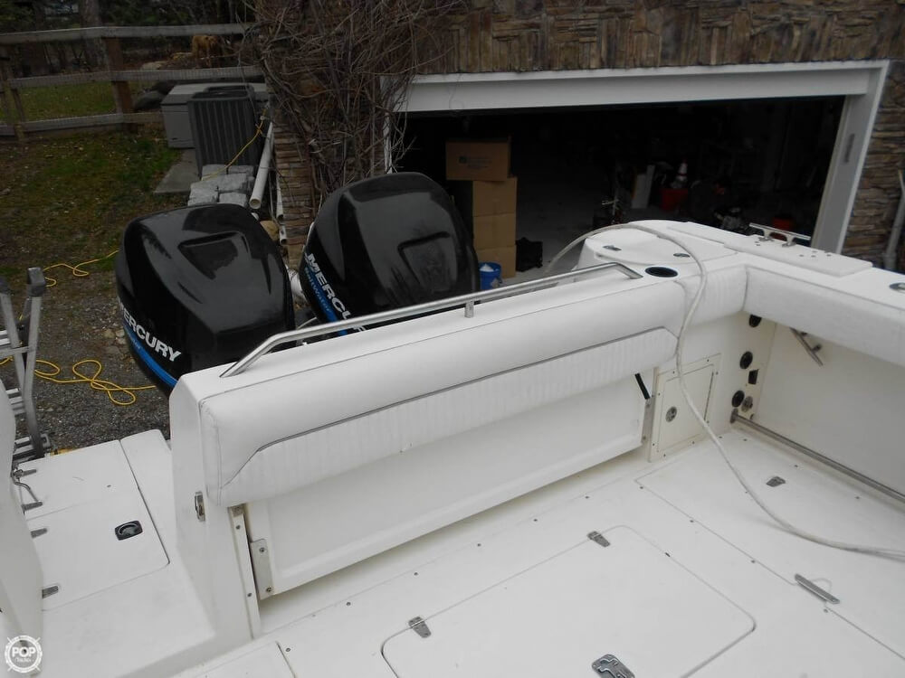 2003 Boston Whaler boat for sale, model of the boat is 290 Outrage & Image # 20 of 40