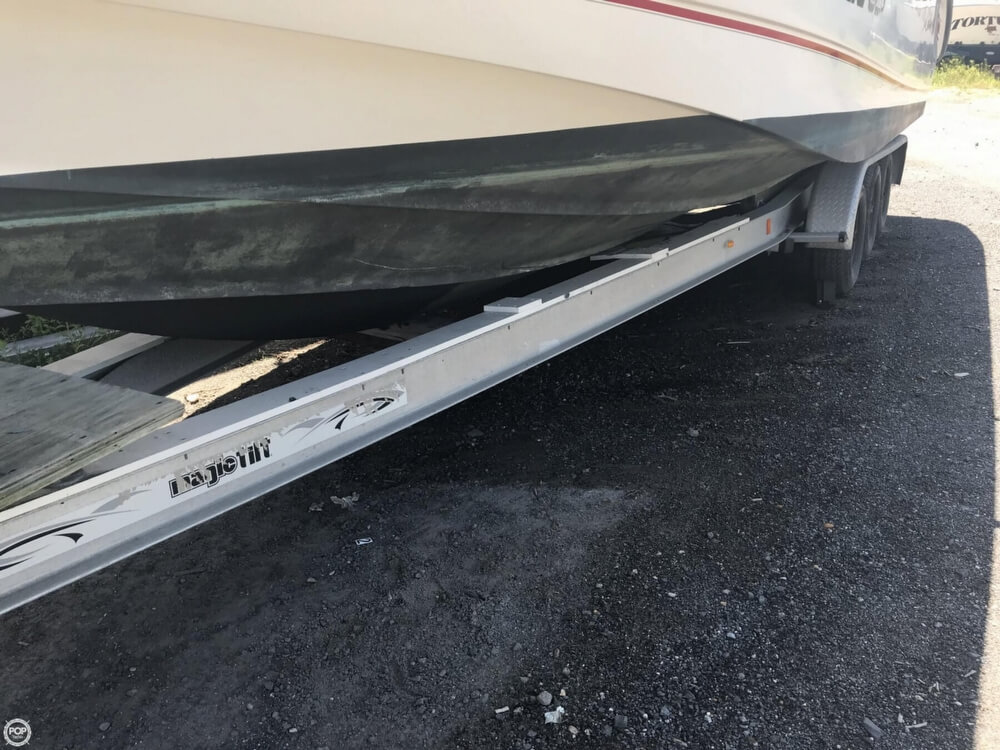 2003 Boston Whaler boat for sale, model of the boat is 290 Outrage & Image # 26 of 40