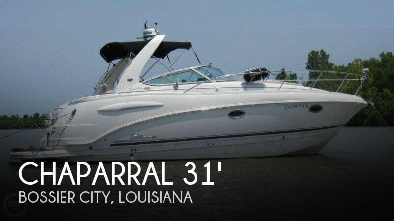 Used Chaparral 31 Boats For Sale by owner | 2004 Chaparral 31