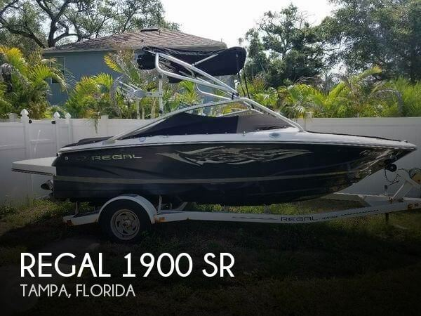 Used Regal 19 Boats For Sale by owner | 2011 Regal 19