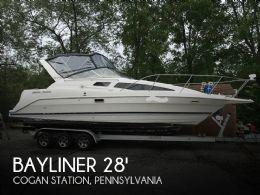 1998 Bayliner Cierra 2855