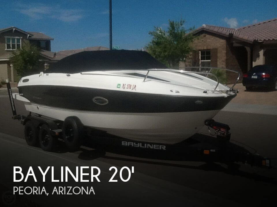 Used Bayliner 20 Boats For Sale by owner | 2015 Bayliner 20