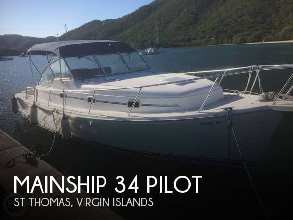 Used Mainship Boats For Sale by owner | 2002 Mainship 36