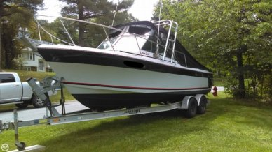 Boat And Trailer Topset Up