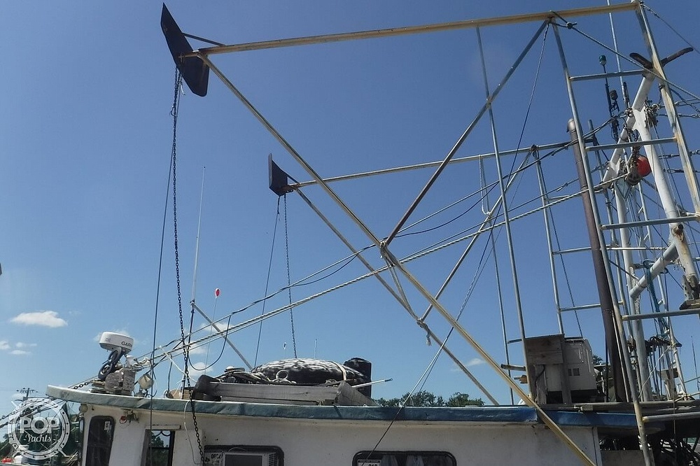 1987 Custom boat for sale, model of the boat is 48 & Image # 5 of 40