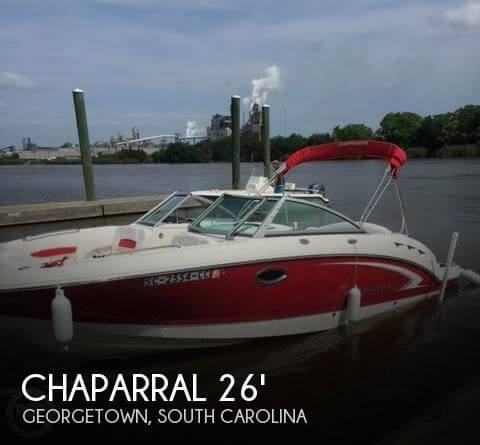 2009 Chaparral 244 Sunesta