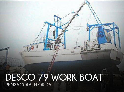 Used Boats For Sale in Pensacola, Florida by owner | 1971 Desco 79