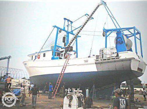 1971 Desco 79 Work Boat For Sale