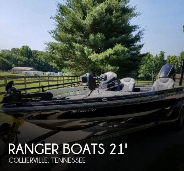 2018 Ranger Boats 21 - image 1
