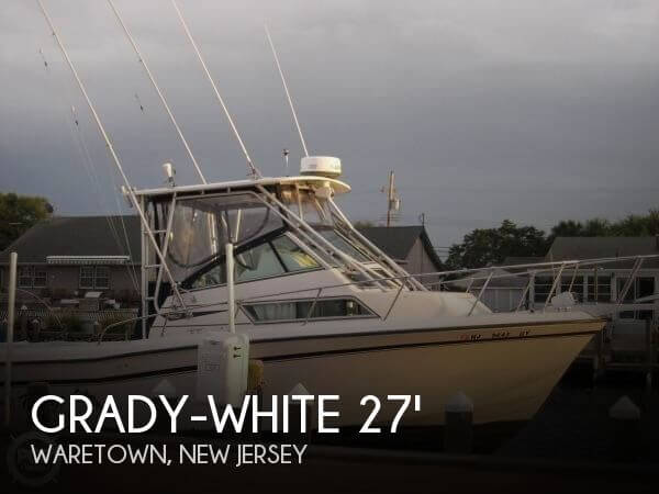 Used Boats For Sale by owner | 1995 Grady-White 272 Sailfish