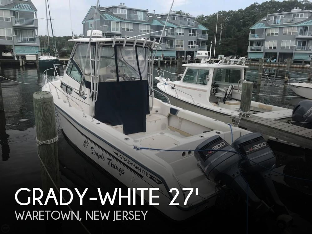 Top Grady-White boats for sale