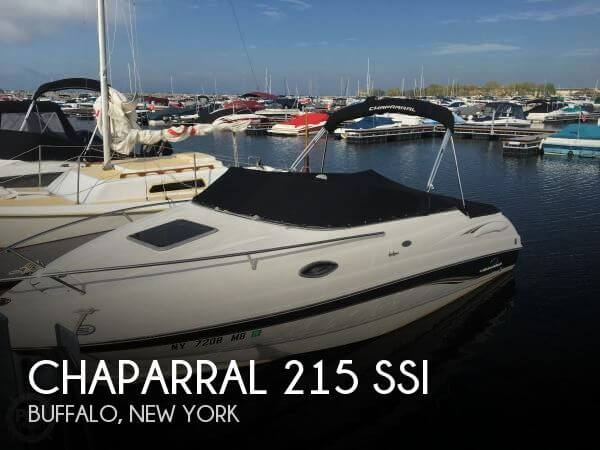 Used Chaparral Boats For Sale in New York by owner | 2005 Chaparral 22