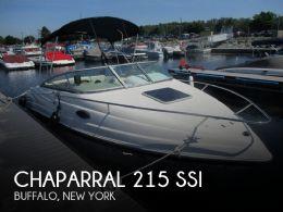 2005 Chaparral 215 SSi