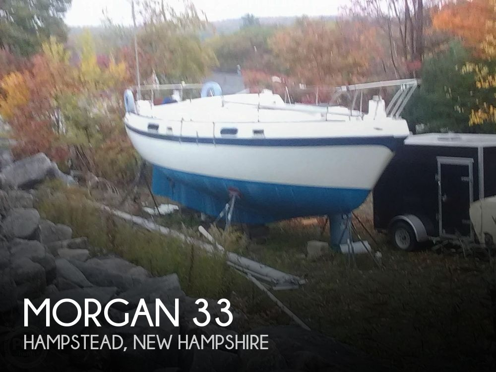 1973 MORGAN OUT ISLAND 33 for sale
