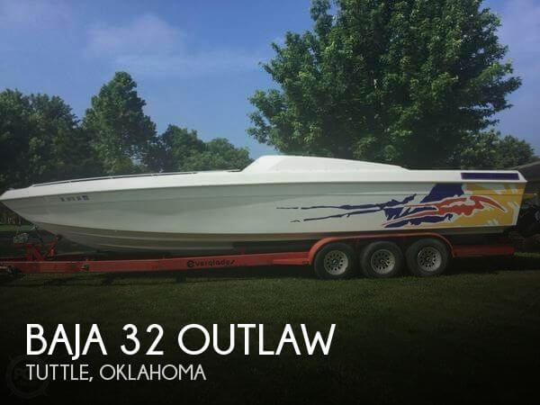 Used Boats For Sale in Oklahoma City, Oklahoma by owner | 1997 Baja 32 Outlaw