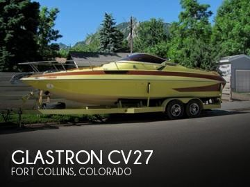 Used Boats For Sale in Fort Collins, Colorado by owner | 1981 Glastron 27
