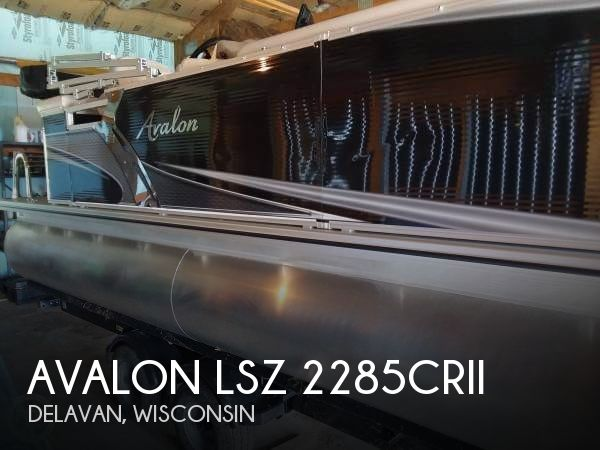 Used Boats For Sale in Milwaukee, Wisconsin by owner | 2017 Avalon 22