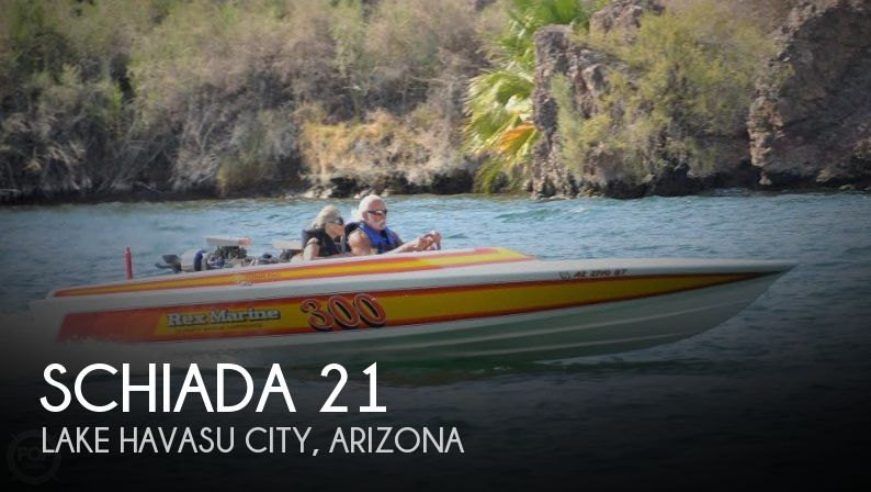Used Boats For Sale in Arizona by owner | 1987 Schiada 21