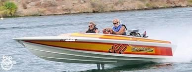 Schiada 21 River Cruiser, 21', for sale - $88,500