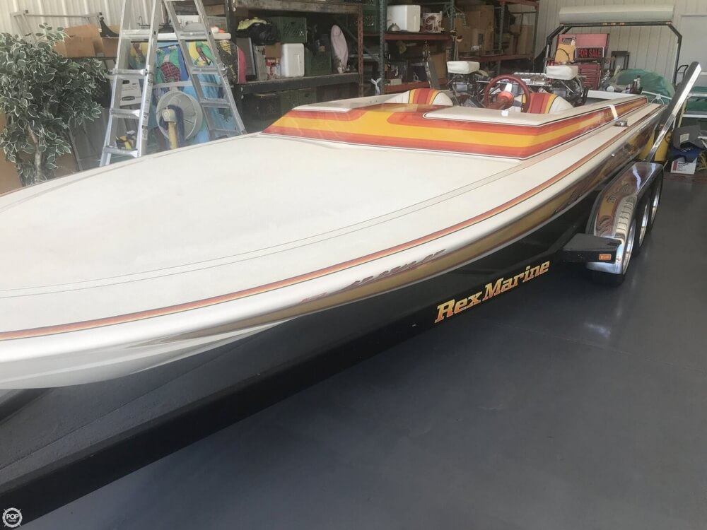 1987 Schiada boat for sale, model of the boat is 21 River Cruiser & Image # 31 of 41