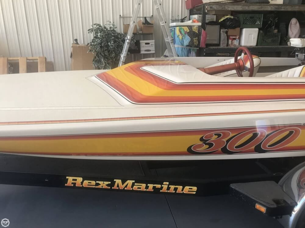 1987 Schiada boat for sale, model of the boat is 21 River Cruiser & Image # 40 of 41