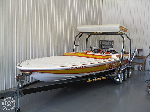 1987 Schiada boat for sale, model of the boat is 21 River Cruiser & Image # 2 of 41