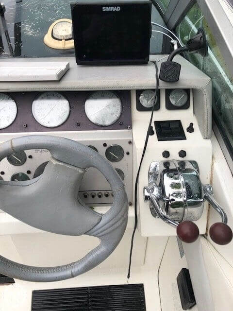 1990 Cobalt boat for sale, model of the boat is Condurre 263 & Image # 24 of 40