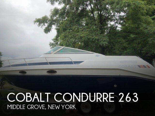 1990 Cobalt boat for sale, model of the boat is Condurre 263 & Image # 1 of 40
