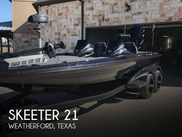 Used 21 Boats For Sale by owner | 2018 Skeeter 21