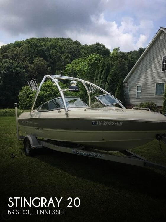 Used Boats For Sale in Kingsport, Tennessee by owner | 2011 Stingray 20