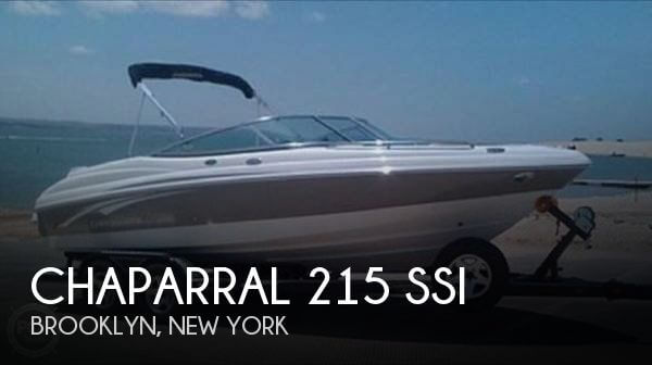 Used Chaparral Boats For Sale in New York by owner   2007 Chaparral 22
