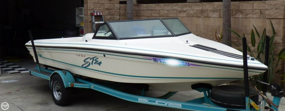 1996 Supra boat for sale, model of the boat is Comp STS & Image # 3 of 40