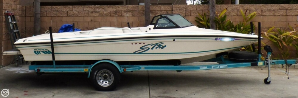 1996 Supra boat for sale, model of the boat is Comp STS & Image # 4 of 40