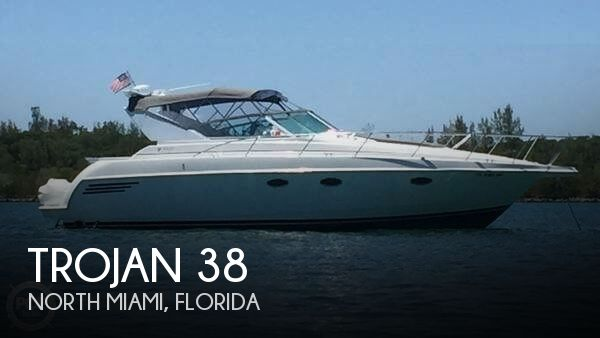 Used Trojan Boats For Sale by owner | 1997 Trojan 38